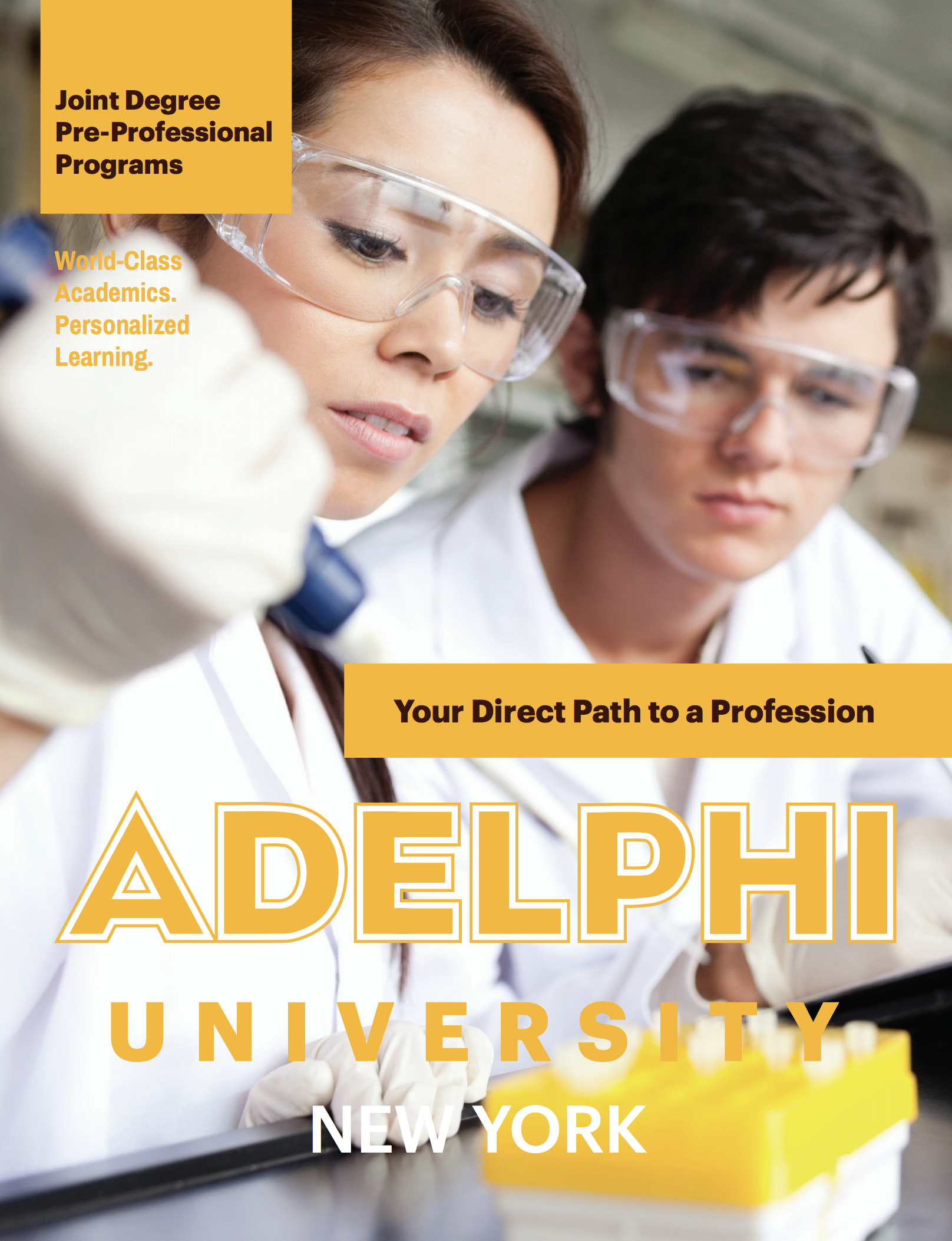Pre-professional and Joint Degree programs